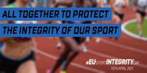 All together to protect the integrity of sport